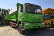 解放J6P 6x4 5.8米城市渣土车 现车促销