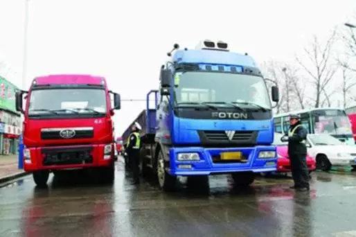 哈尔滨持续打击大货车超载加大重点路段与时间点的巡查