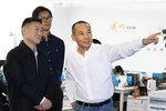 中国交通通信信息中心 来访G7考察调研