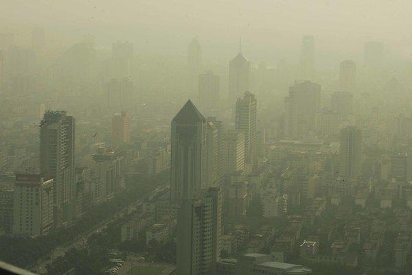 三门峡:污染严重停止一切渣土车运输