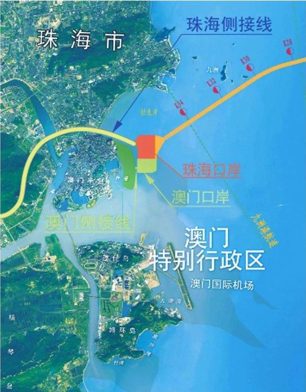 习近平宣布:港珠澳大桥正式开通!