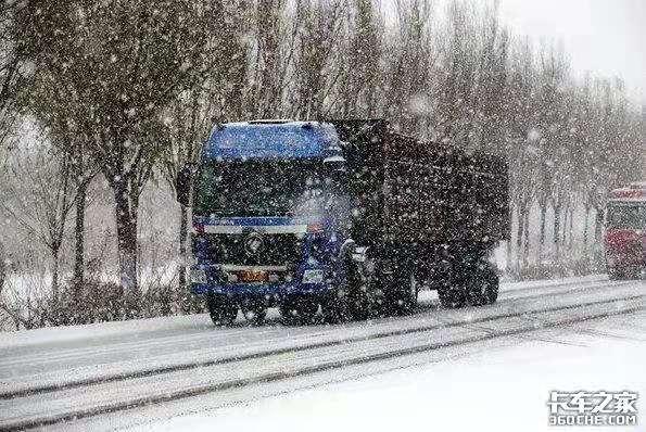 冬季货源少不挣钱,行车和保养做到这些很重要