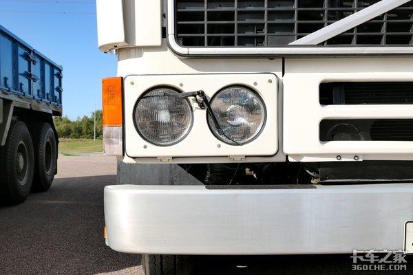 高技术含量的大灯清洗装置,为啥在卡车上难普及?