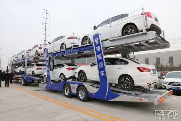 卡车之家年度值得信赖品牌:锣响挂车