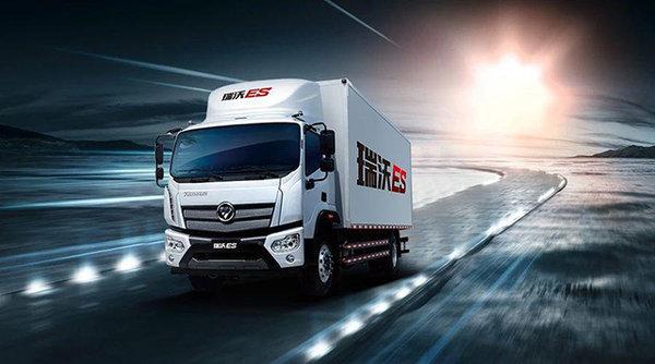 亮相中国国际卡车节油大赛,福田瑞沃争当节油王