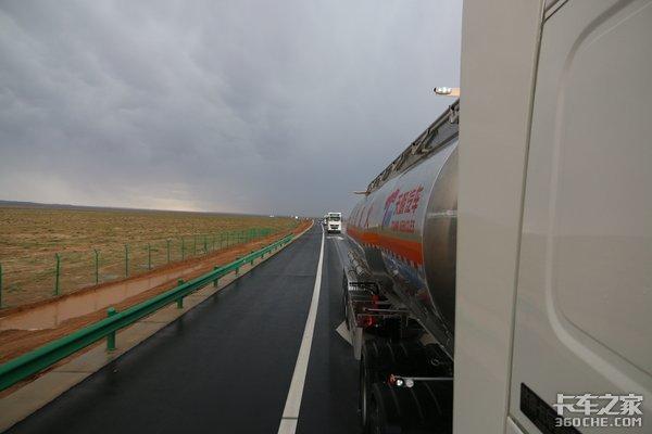 T7H智能卡车ACC功能实测可实现编队行驶自动加减速不用驾驶员干预