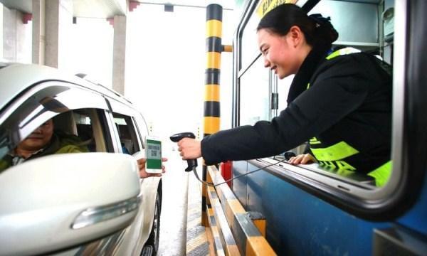 通过仅5秒!江苏高速416个收费站同步开通三种移动支付方式