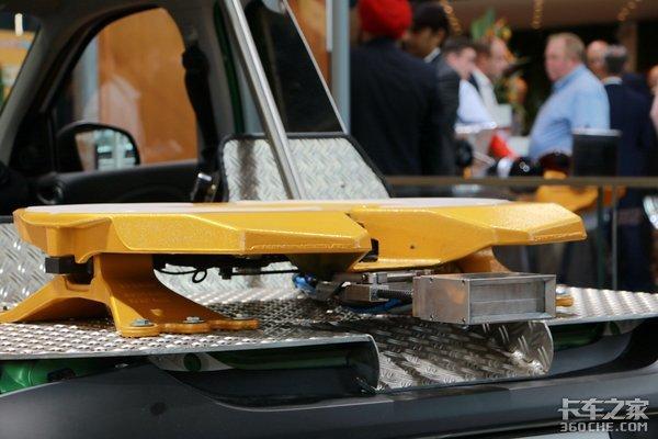 取挂仅需1分钟卡车鞍座也玩自动化,无人驾驶要来了?