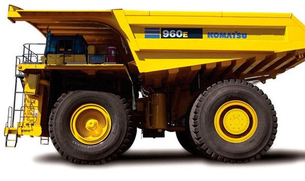 4000马力巨无霸你见过没?世界最强大的10台卡车都在这了