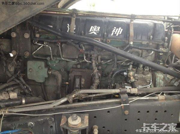 锡柴550动力随着J7一同亮相奥威发动机的前世今生你了解多少?