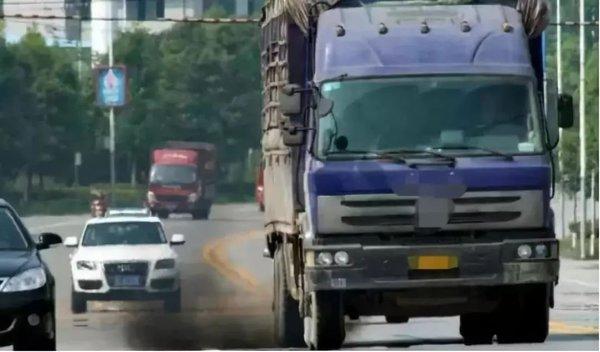 郑州:这些地方国三柴油车将全天禁行