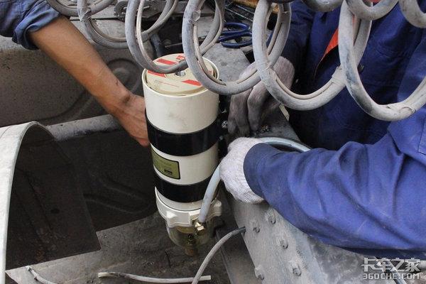 你的滤清器能过滤干净吗?小心别让发动机喝水