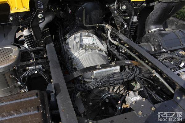 重卡配AT变速箱油耗高为什么还要用它?