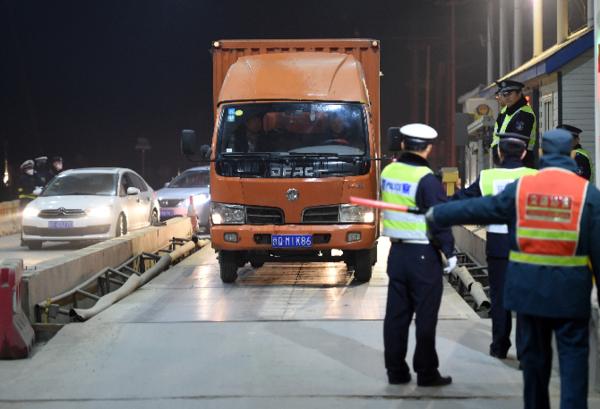 天津实施柴油货车污染治理专项行动12月底前对新车全面抽检