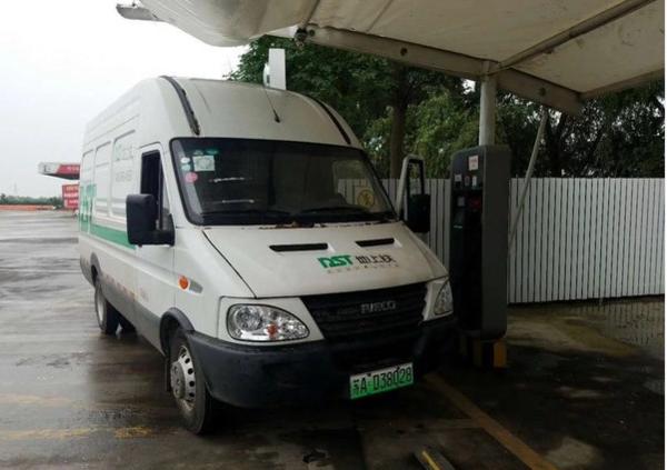 物流八卦:天津柴油货车污染治理开始