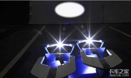 从卤素灯到激光灯,浅谈现代汽车灯光技术应用