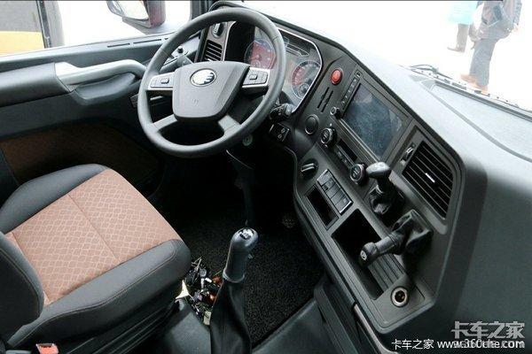 格尔发K7直降6.9万解放J7新车到店一周促销6X4牵引车盘点