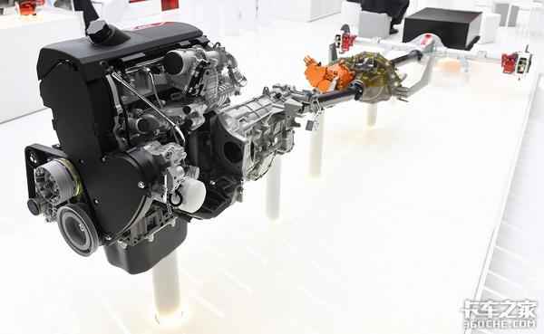 聚焦国六!菲亚特重庆科技日展示新技术及国六标准新发动机