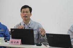 东风设备总经理张日新传授人才管理经