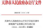 天津:3年计划 新能源车将迎井喷式发展