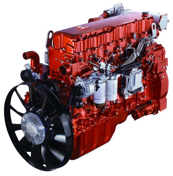 前三季度玉柴6K13柴油发动机销量同比翻番