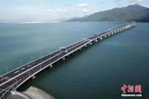 港珠澳大桥正式通车跑车需要了解这些