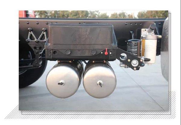 图解丨JH68x4载货定义车