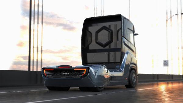 电动重卡续航过千公里!尼古拉推氢燃料新车,准备打入欧洲市场