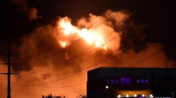 天津大火引重视仓储物流安全生产专项行动开始