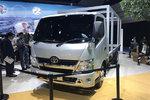 最大152马力 丰田氢燃料电池轻卡亮相
