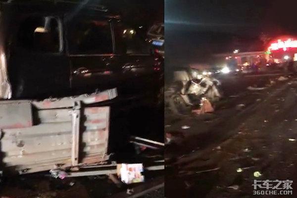 面对一场妻离子散的车祸事故,卡车司机除了缅怀还能做些什么?