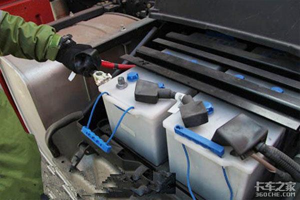 """冬季行车保护蓄电池做到""""四不要"""""""