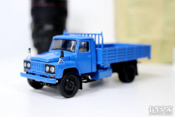 多少卡车人无法忘怀的经典如今只能用模型来回忆的东风EQ140-1
