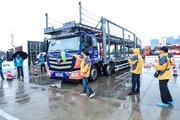 轿运一体化解决方案发布 2018年中国高效物流卡车赛盐城站圆满落幕