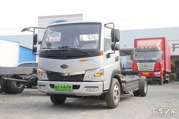最新通知!东莞新增总质量4.5吨以下物流配送车辆必须是新能源汽车!