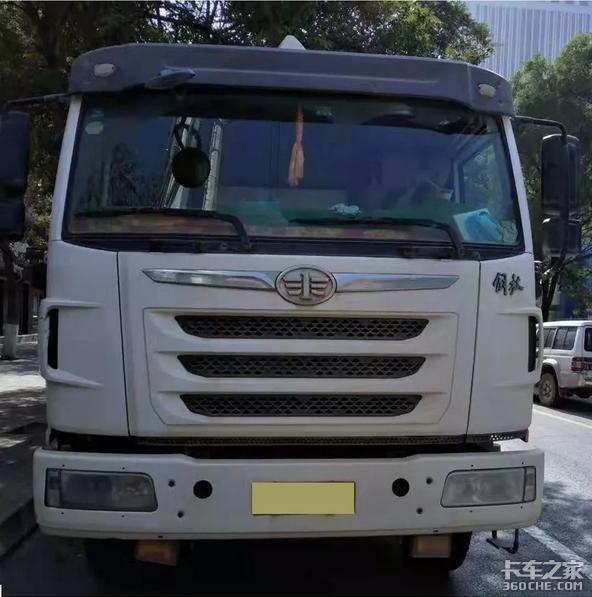 解放卡车仪表显示异常?可能是CAN线路有故障