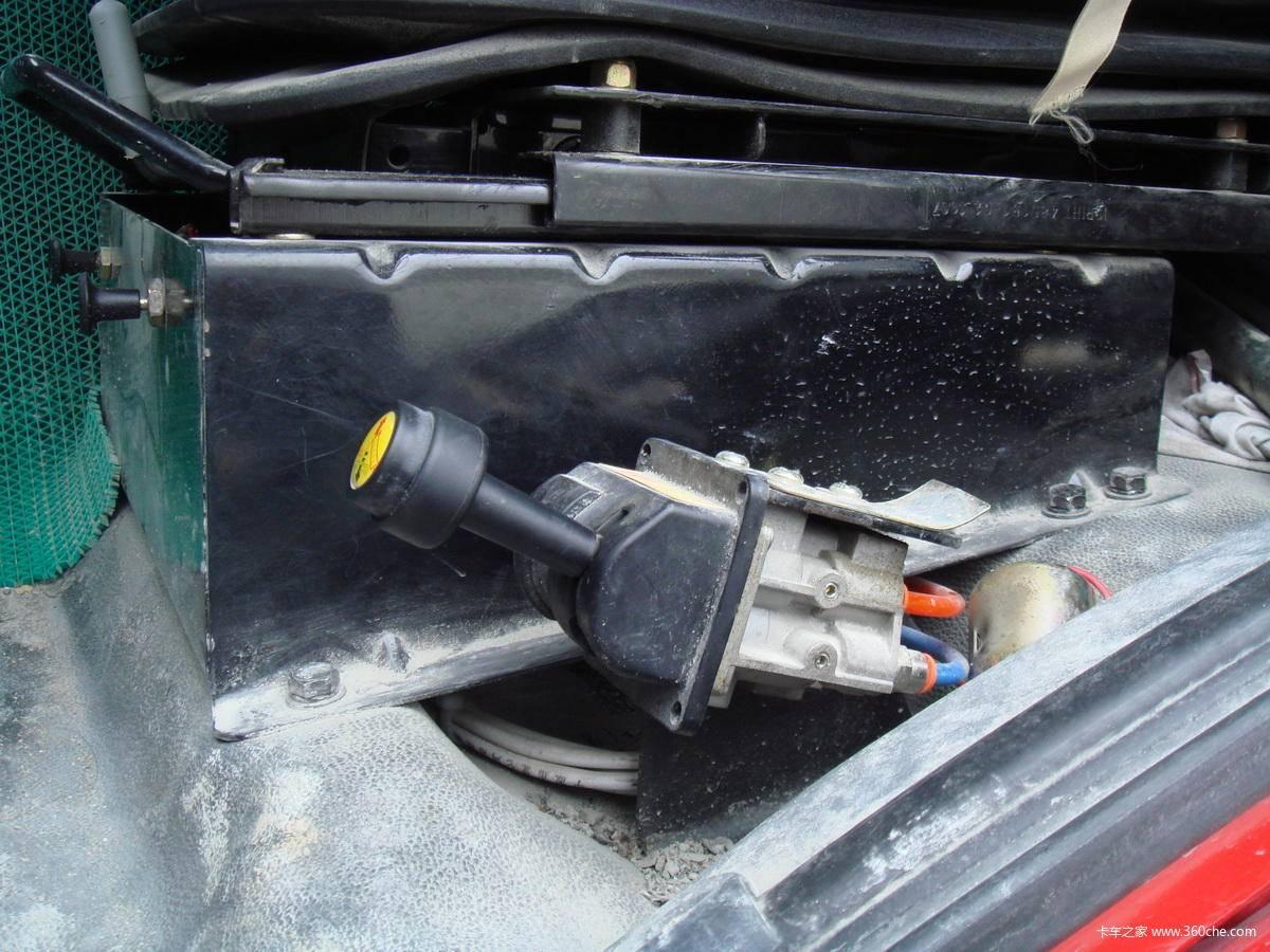 苦命车老板:深度解析我的j6自卸 车辆篇图片