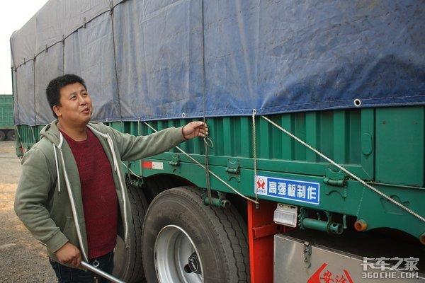 为了养家,东北小伙开着卡车到东南亚跑运输,一趟就是半年多