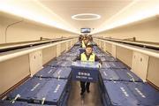 卡车晚报:江西省开展高速公路差异化收费试点,高铁首设快递专用车厢