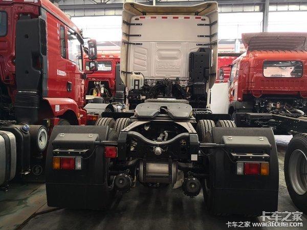 东风天龙420马力牵引车直降3万这四款促销6X4牵引车了解一下?