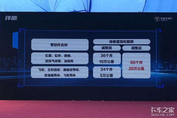 国内首款国六微卡!福田祥菱新车深圳上市