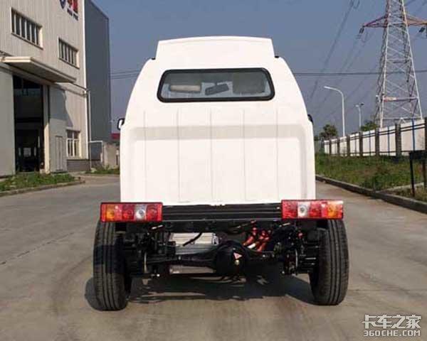 比奇瑞QQ长65厘米 东风史上最小载货车_腾讯分分彩玩法