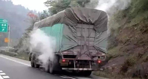 山西:途经这两个服务区的货车必须清空淋水器!