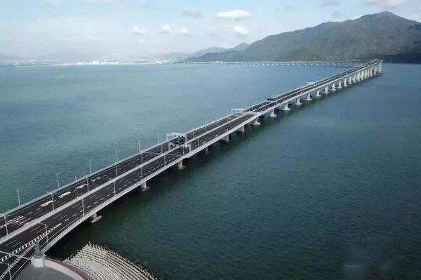省时60%港珠澳大桥激活区域物流效应
