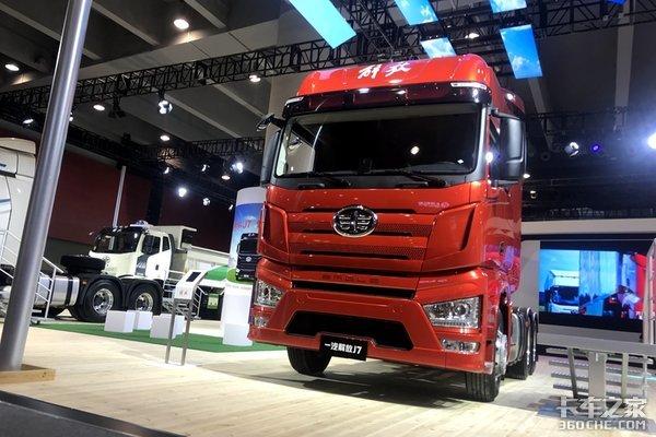 出世即巅峰J7荣获2019中国年度卡车