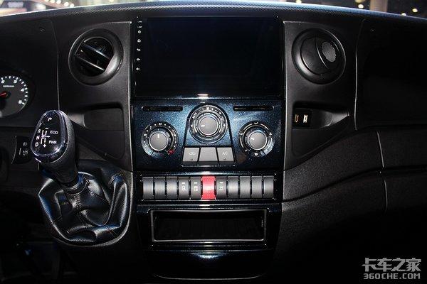 售20.29万起,宝马同款ZF8挡自动变速箱南京依维柯全新欧胜图解