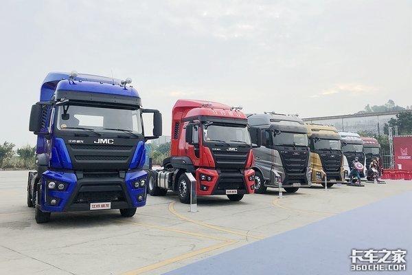 旗舰级卡车的新对手认识一下全新江铃威龙HV5