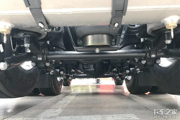 格尔发K7国六新车:自动挡、双驱后提升