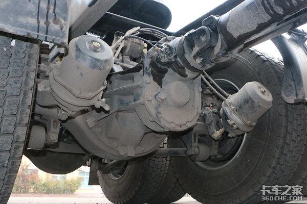 盘刹为什么在国产卡车上难普及?说到底还是钱的事