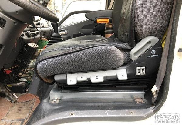 轻卡也能改装重卡座椅?不来看绝对后悔